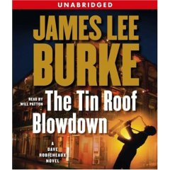 Tin Roof Blowdown audio book