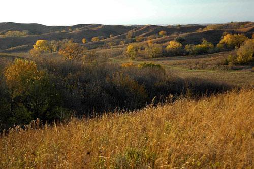 Broken Kettle Grassland, Iowa