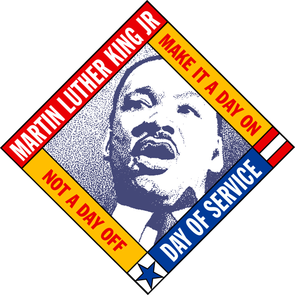 Martin Luther King Jr Day Info Cafe