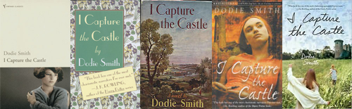I Capture the Castle Book Covers