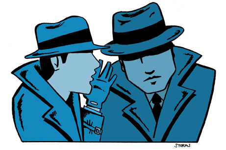 Spies in Our Midst – Info Cafe