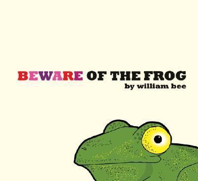beware of the frog