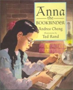 anna the bookbinder