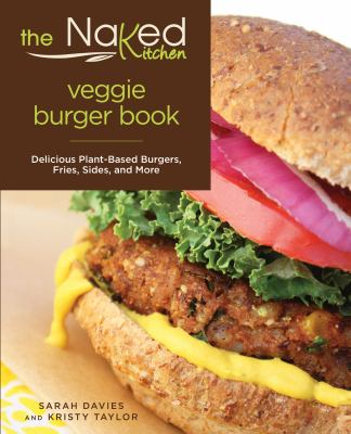 naked kitchen veggie burger