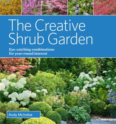creative shrub garden
