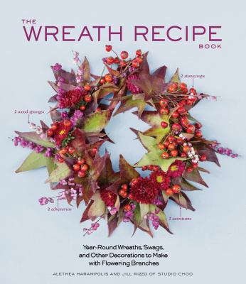 wreath recipe book