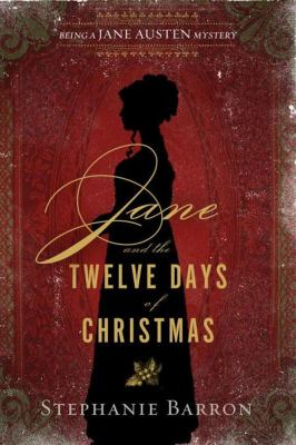 jane and the 12 days of christmas