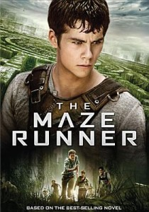 the maze runner dvd