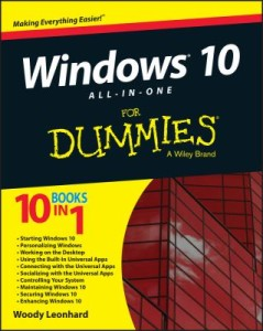 windows10 for dummies