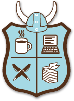 Crest for National Novel Writing Month