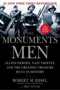 monuments men book
