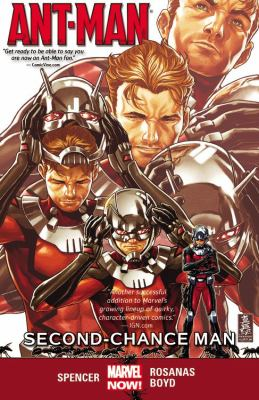 ant-man book