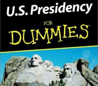 us presidency for dummies
