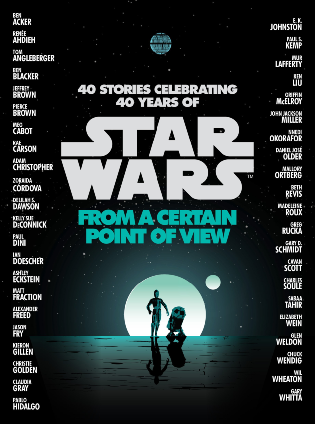 Cover of the book: Star Wars From a Certain Point of View