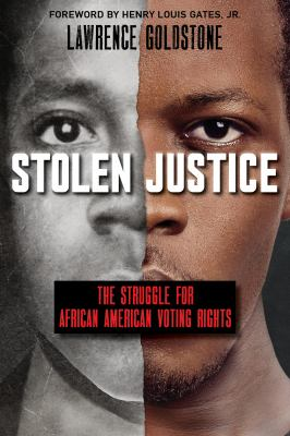 Stolen Justice: The Struggle for African American Voting Rights by Lawrence Goldstone