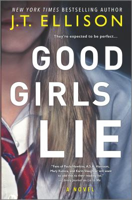 Virtual Book Club – 'Good Girls Lie' on September 23