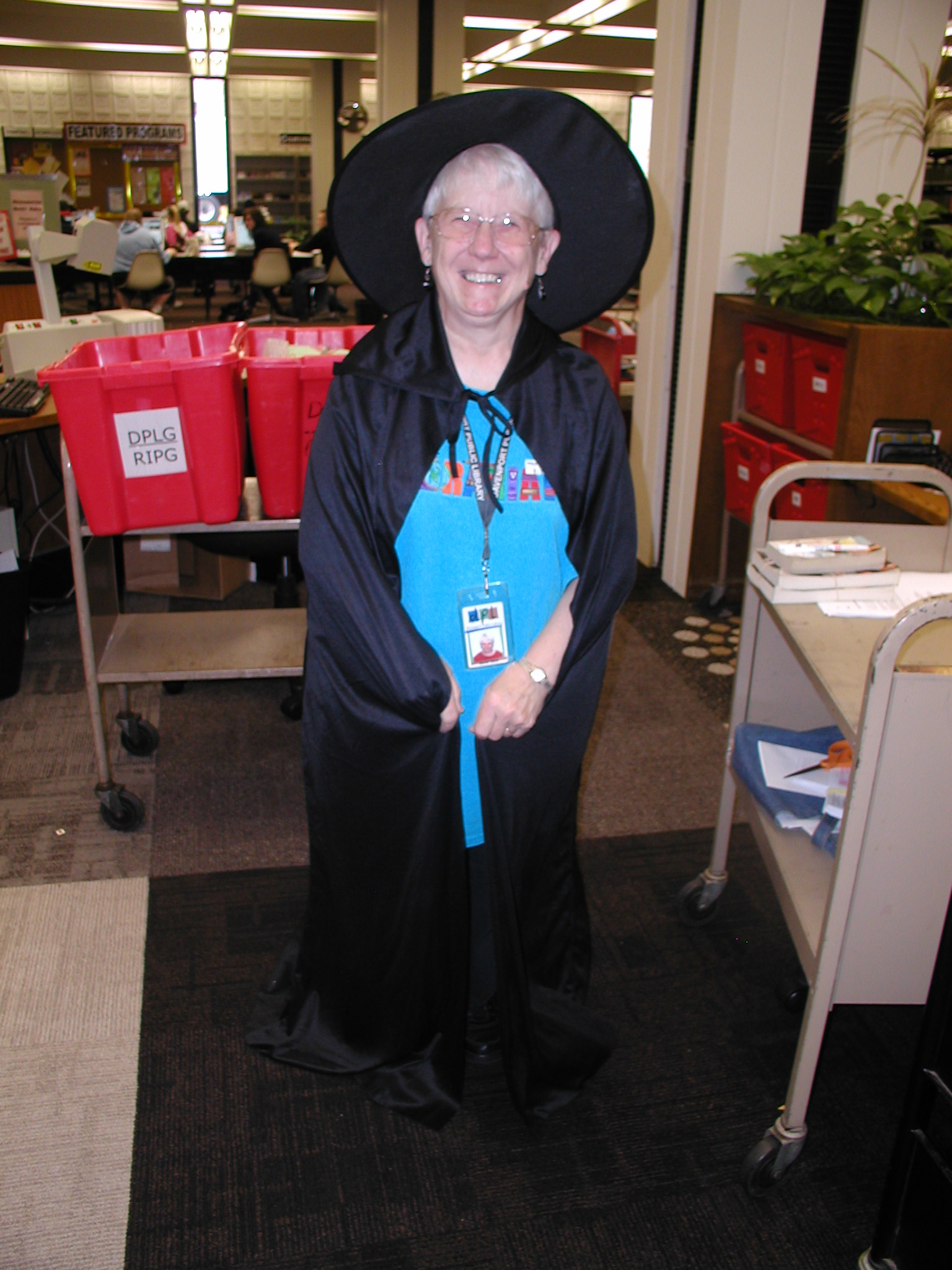 2009StaffHalloweenPat