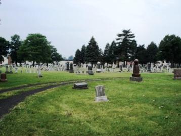 City Cemetery, 2007