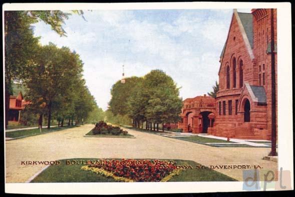 Kirkwood Boulevard, c. 1899