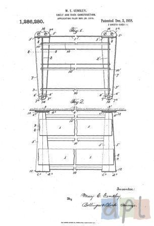 Patent #1,286,280