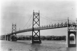 Iowa-Illinois Bridge 1935