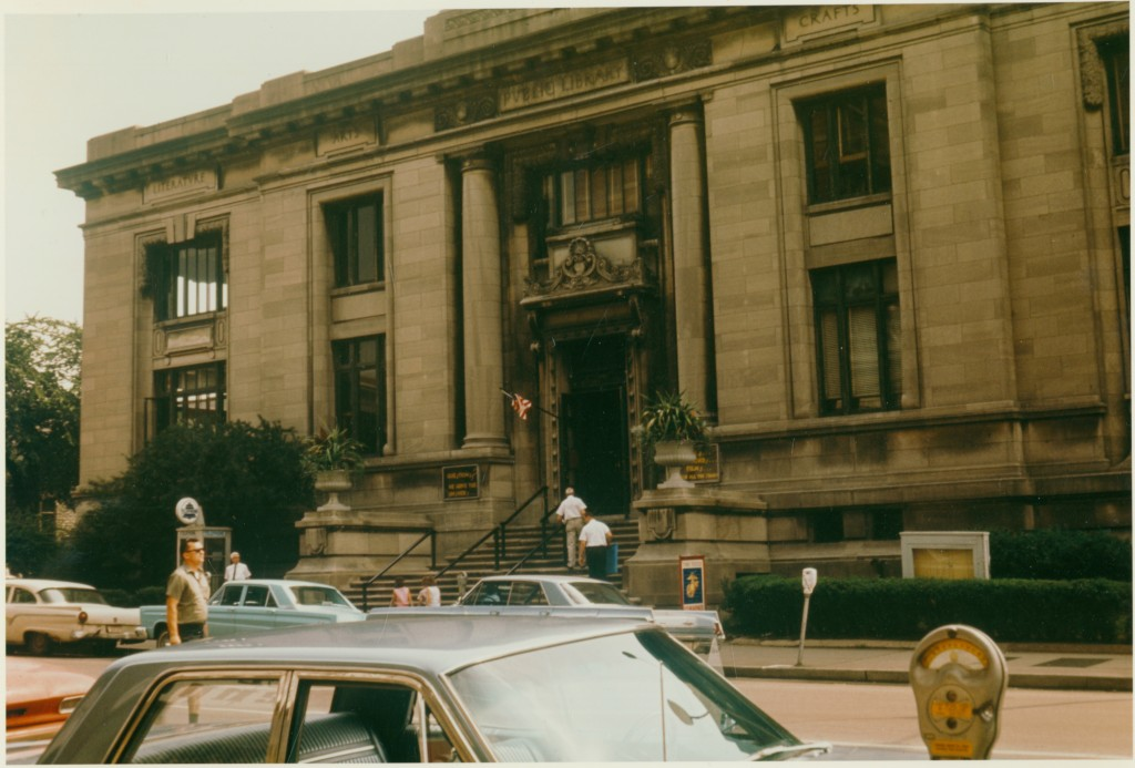Davenport Public Library - Carnegie building [early 1960's]