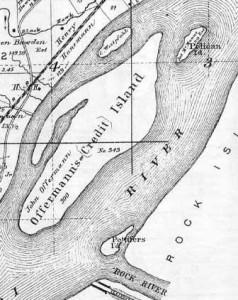 1894 Credit & Pelican Islands
