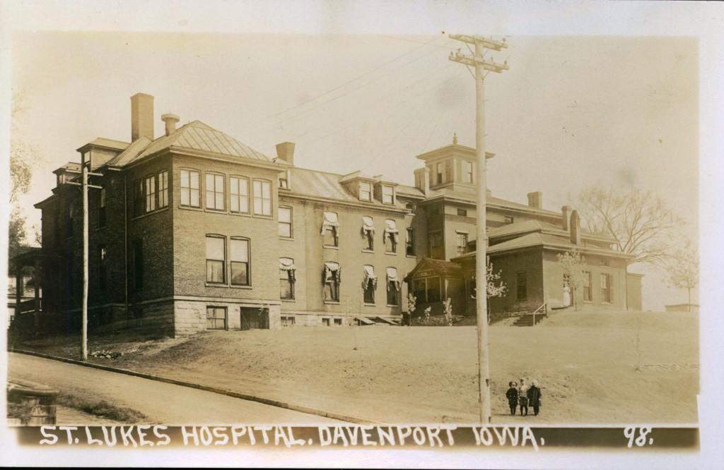 St. Luke's 1898