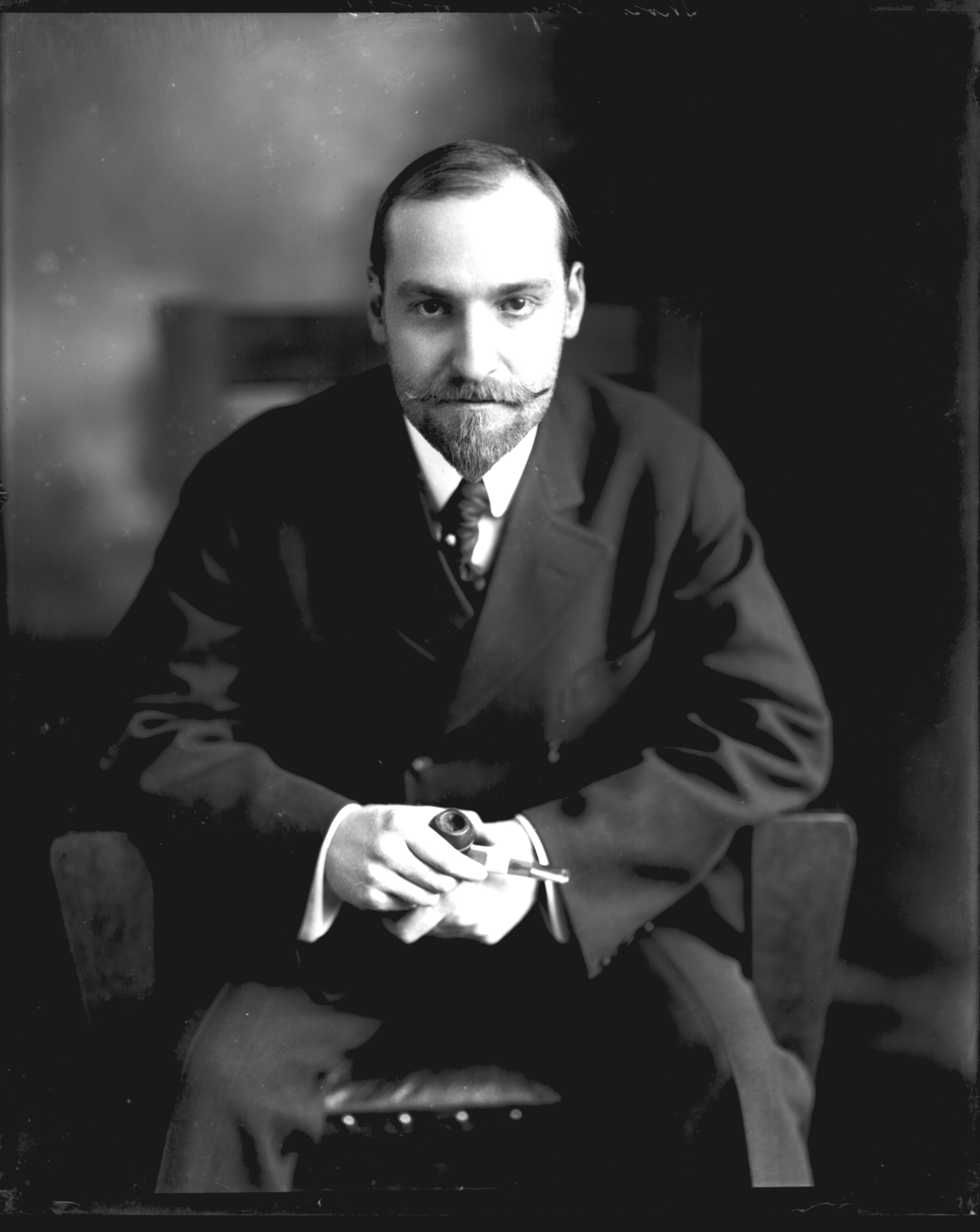 Thomas Griggs (ca. 1901)
