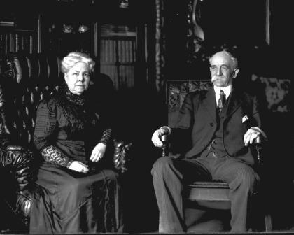 Hayward -- Eugene and Ellen