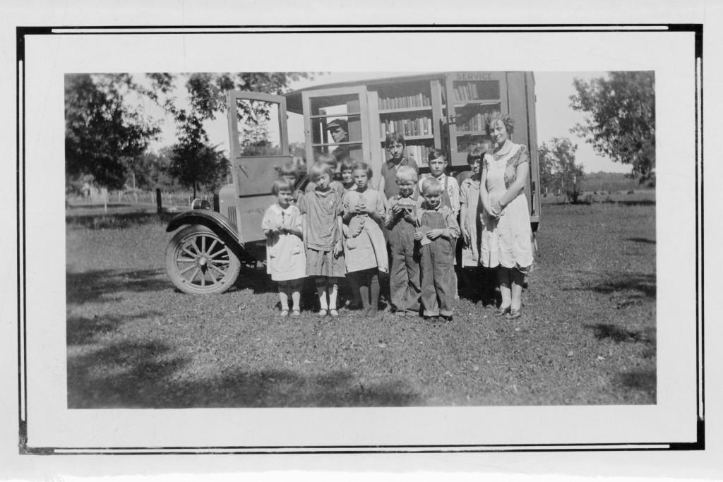 [Hardin Co. IA] School District No. 4. Teacher - Miss Maurine Varnum - ca. 1926