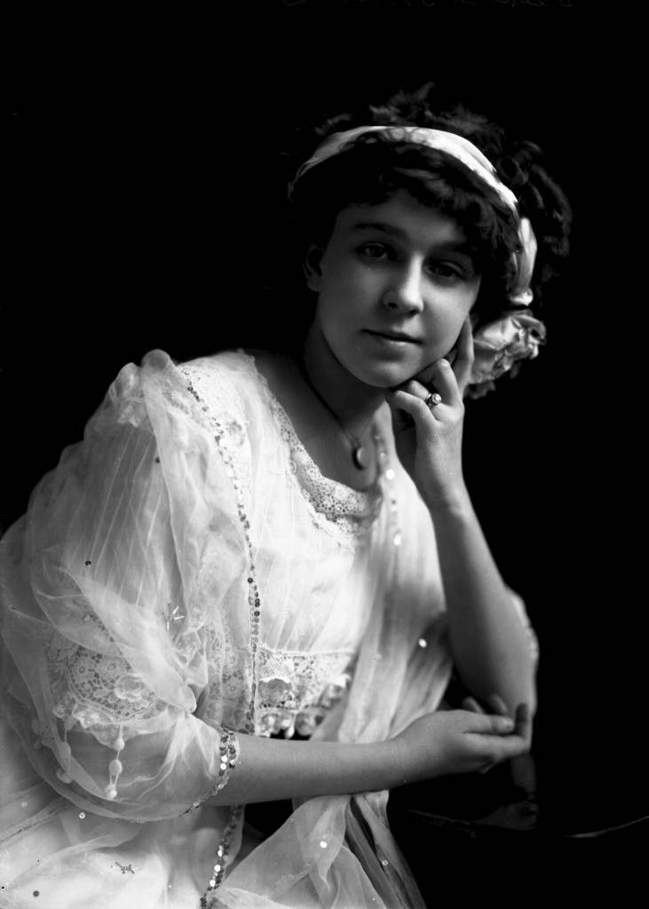Delphia Dooley, ca. 1910