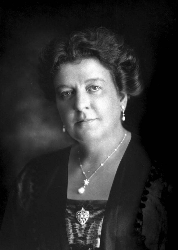 Mrs. C. P. Skinner, ca. 1910