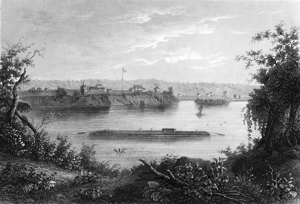 Fort Armstrong engraving jpg
