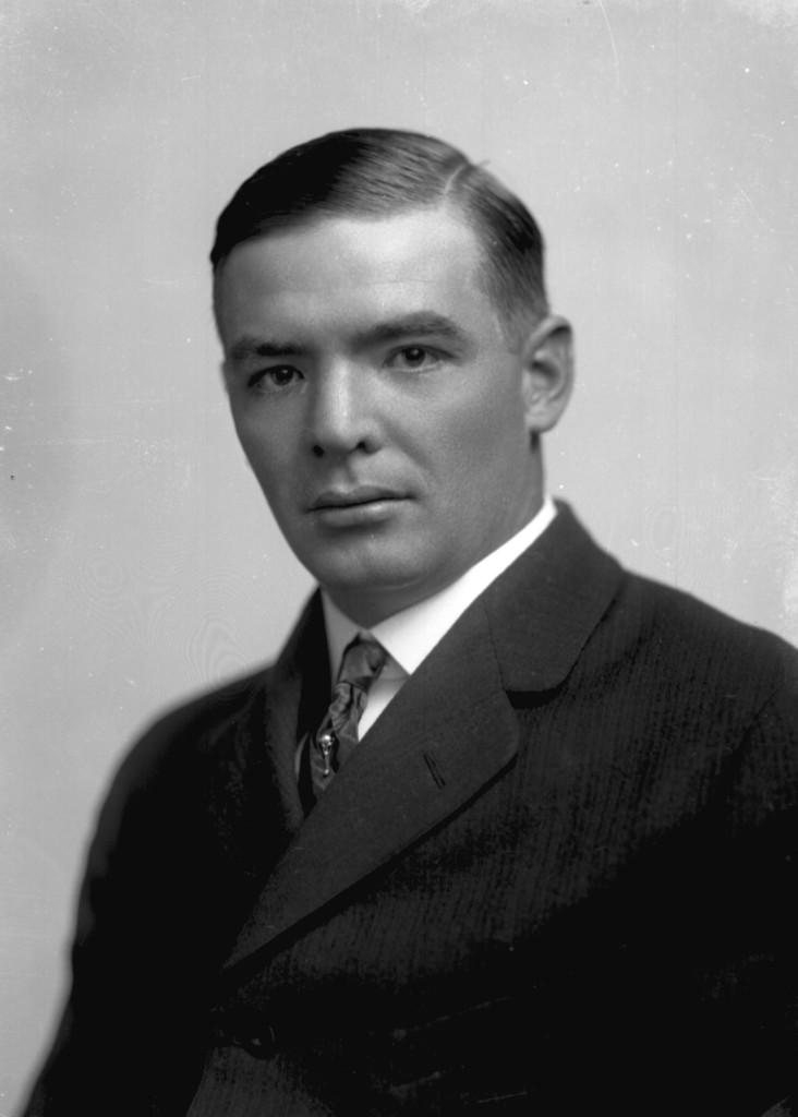 Thomas J. Walsh [ca. 1910's] Photographed by J. B. Hostetler